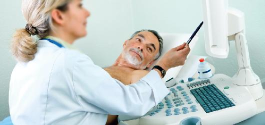 Ecocardiograma com stress farmacológico